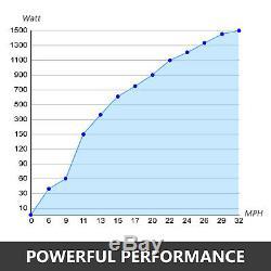 400w 3 Blades Éolienne Générateur DC 12v Moulin À Vent Puissance Contrôleur De Charge USA
