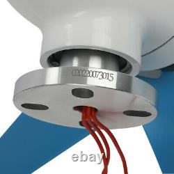 5000w Max Power 5 Pales DC 12v Wind Turbine Generator Kit W Charge Controller