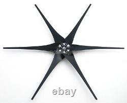 6 X 62 Wind Turbine Generator Blades Hub Pour Les Arbres Air-x 403 Ou 17mm