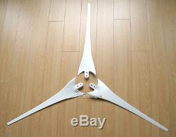 800 W 12 V Ac Wind Turbine Générateur 3 Blarge + Contrôleur Hybride