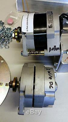 Aérogénérateur Pma / Pmg / Poids Lourds Générateur, Pour Les Turbines À Vent 1800 Watts + 48v