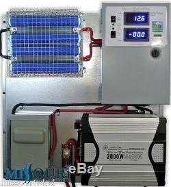 All In One Frais Carte Contrôleur 12 Volts Générateur De Turbine Éolienne Panneau Solaire Photovoltaïque