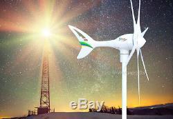 Apollo Truepower 550 W Watt 12 V DC Éolienne Générateur Pour Terre / Marine Utilisation