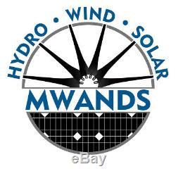 Axe Vertical Vawt Éolienne Générateur Pmg Missouri Éolienne Et Solaire
