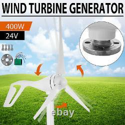 Contrôleur De Chargeur Hybride De Turbine Éolienne Hybride 400w Alimentation 24v DC