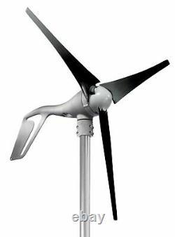 Énergie Éolienne Primus 1-ar40-10-24 Air 40 Turbine Éolienne 24vdc Avec Régulateur Intégré