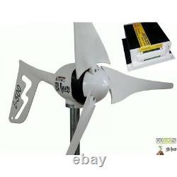 Ensemble L-500w 24v Windgenerator + Charge Controller Ista-breeze