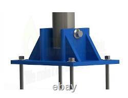 Éolienne Turbine Générateur Mast Kit Pole Montage Guy Lignes Hors Réseau Power Royaume-uni Stock