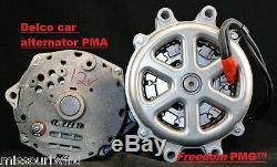 Freedom II Pmg 12 Volts À Aimant Permanent Générateur De L'alternateur 4 Éolienne