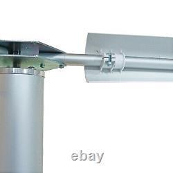 Générateur D'éolienne À Axe Vertical Domus 500 Hyb Maison Darrieus Savonius 500w