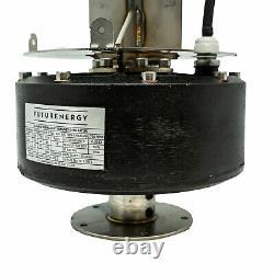 Générateur De Turbine À Vent Horizontal Axis 1kw Avec Chargeur De Contrôleur V5 48v