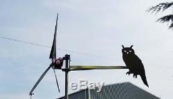 Générateur De Turbine Éolienne 48 Volts Courant Continu 1500 Watts Ajouter À Système De Générateur Solaire