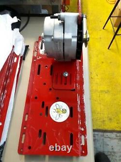Générateur Pmg DC 12/24v Pour Entraînement De Ceinture Moteur, Avec Kit De Plaque De Fixation