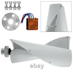 Générateur Vertical D'éolienne De Lévitation Magnétique D'hélice De 400w Aveccontroller
