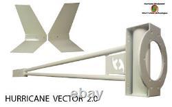 Hurricane Vector 48 Volt Wind Turbine Generator Kit 2500 Watt 1000 Continu
