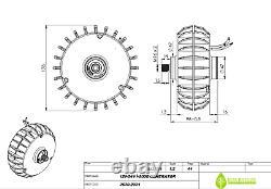 I-500g 12v Hydroélectricité Ou Générateur D'énergie Éolienne Ista-brise