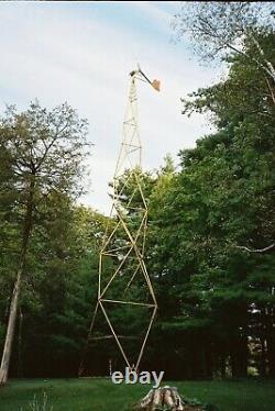 Jacobs Wind Electric 1800 Watt Turbine Éolienne