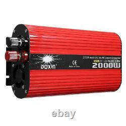 Kit Générateur D'éoliennes 3000w Puissant 5 Pales 12v/24v/48v Onduleur De Puissance