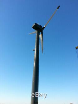 Made (gamesa) Turbine Ae23 Aérogénérateur 180kw, 28 Tour Meter Sur Ou Hors Réseau