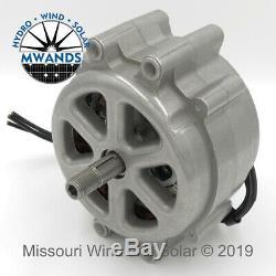 Missouri Freedom 48 Volt 1600 Watt Max 7 Lame Éolienne Générateur