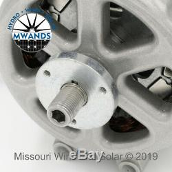 Missouri Freedom 48 Volt 1600 Watts Max 7 Lame Éolienne Générateur