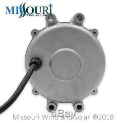 Missouri Wind Raptor G5 12 Volt 5 Blade Freedom 3 Eolien Étanche Générateur