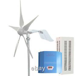 Moulins À Turbine Éolienne Tumo-int 2000w 5blades Avec Contrôleur(48v)