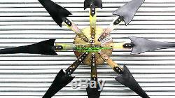 New Hornet Extrême Devoir Éolienne Générateur Royaume-uni A Peut Traiter Px, W. H. Y