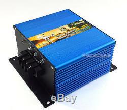 Patriot 1600 Watt Éolienne Générateur Pma 12 V Contrôleur De Charge Ac + 6 Lames