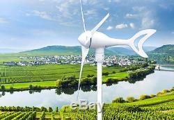Phoenix 800 Watt 12v DC Éolienne Générateur 3 Lames