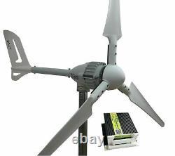 Réglage I-700w 48v Windgenerator + 850w 48v Hybrid Charge Controller Ista-breeze