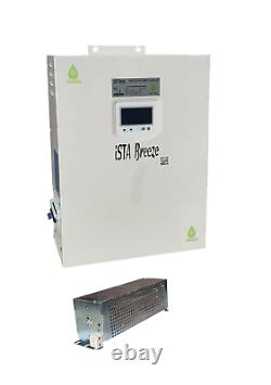 Réglez I-1500w 24v Windsafe Windgenerator + Hybrid Charge Controller Ista-breeze