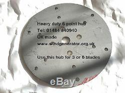 Spécial 3 Lame Hornet Générateur Éolienne 3x 880mm Lames 48v 1000watt Royaume-uni
