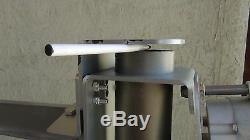 Turbine À Vent Générateur 5 Blade 1685w 24 Volts Ac 3 Fils 6,3 Kwh Wattmètre / Roller