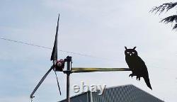 Turbine Éolienne 48v 1500 Watt, Avec Panneau Solaire Gratuit De 245 Watts, Grand Prix
