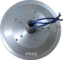 Windpmg400 12v/24v/48v Lowrpm Alternateur Permanent De Générateur D'éoliennes