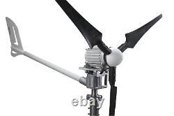Windsafe, Générateur De Vent 48v/2000w, Turbine Éolienne Ista Breeze Turbine Éolienne, Solaire