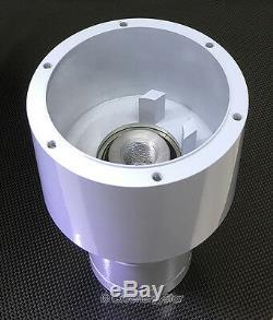 Windzilla Pma Max 3200w 12v Ac 12 Blades Éolienne Générateur + 2 Roulements